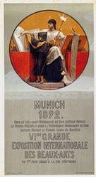 Gysis Nikolaus - Exposition des Beaux-Arts