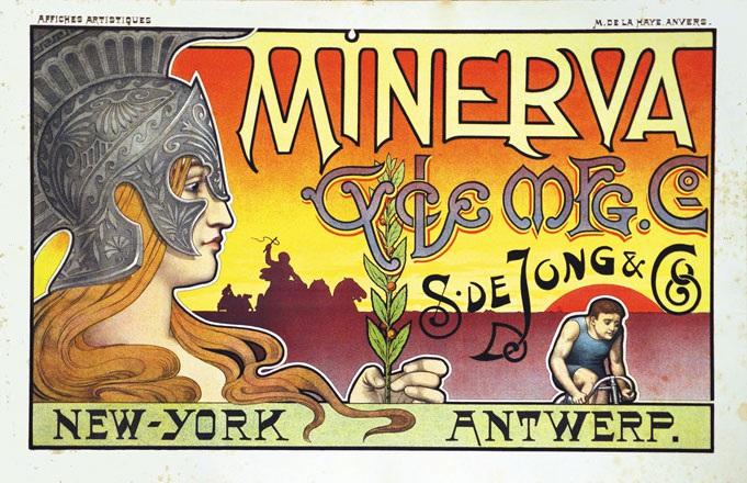 Anonym - Minerva Cycle