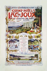 Anonym - Grand Hotel Lac de Joux