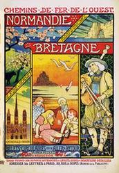 Berthon Paul - Normandie - Bretagne