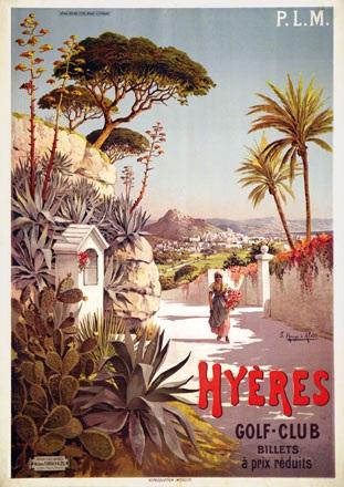 d'Alesi Hugo - Hyères</br>Golf-Club
