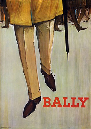 Augsburger Pierre - Bally