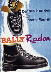 Augsburger Pierre - Bally Radar