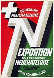 de Coulon Eric - Exposition Neuchâteloise