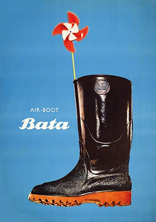 Leupin Herbert - Bata Air-boot