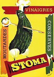 Ongaro Jean - Stoma - Moutardes