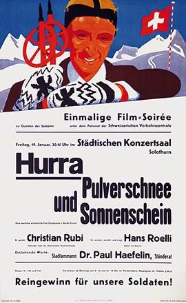 Baumberger Otto - Hurra Pulverschnee und Sonnenschein