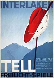 Diggelmann Alex Walter - Tell - Freilicht-Spiele Interlaken