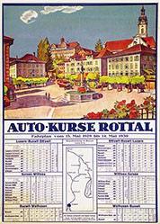 Ernst Otto - Auto-Kurse Rottal