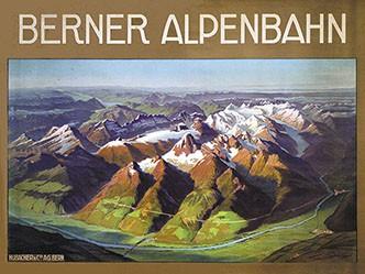 Gugger A. - Berner Alpenbahn