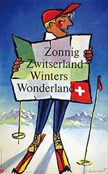 Monnerat Pierre - Zonnig Zwitserland