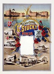 Anonym - G. Stucky Venezia