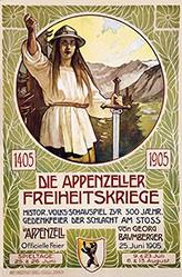 Anonym - Die Appenzeller Freiheitskriege