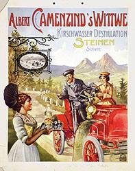 Anonym - Albert Camenzind's Witwe