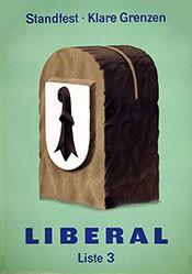 Birkhäuser Peter - Liberal - Liste 3
