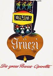 Carigiet Alois - Grüezi