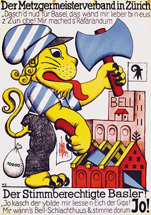 Stoecklin Niklaus - Bell Schlachthaus Ja