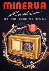 Sigg Walter - Minerva Radio