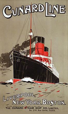 Anonym - Cunard Linie