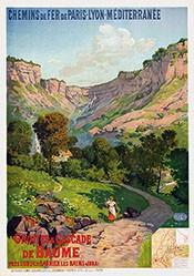 Tanconville (Henri Ganier) - Grottes & Cascade de Baume