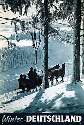 Retztaff Hans (Foto) - Winter in Deutschland