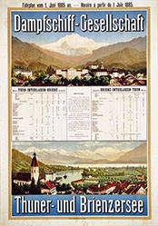 Anonym - Thuner-und Brienzersee
