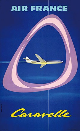 Colin Jean - Air France - Caravelle