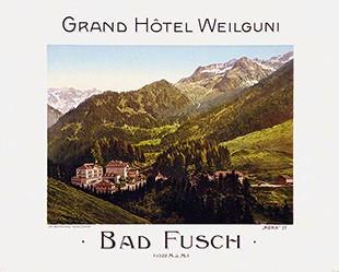 Anonym - Grand Hôtel Weilguni