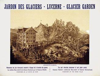 Anonym - Jardin des Glaciers -