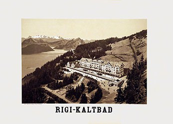 Anonym - Rigi - Kaltbad