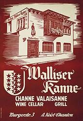 Anonym - Walliser Kanne
