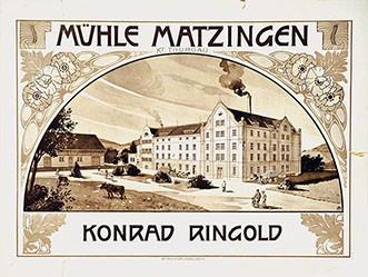 Anonym - Mühle Matzingen