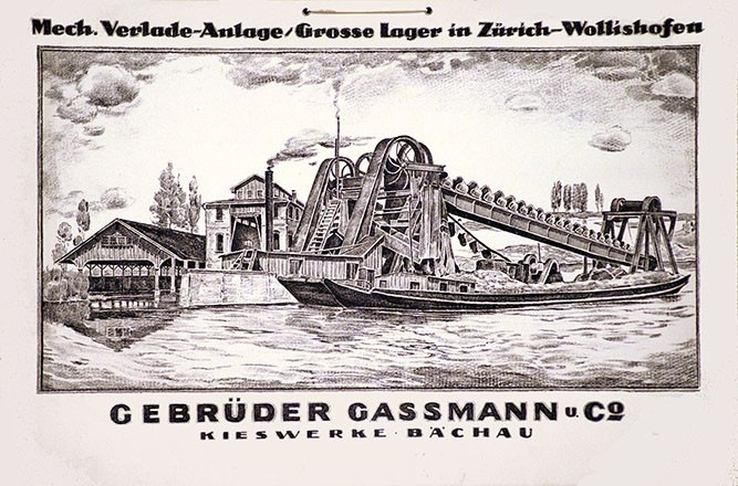 Anonym - Gebrüder Gassmann & Co.