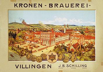 Anonym - Kronen-Brauerei Villingen