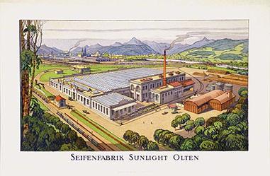 Anonym - Seifenfabrik Sunlight