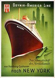 Soost W. - Gdynia-America Line
