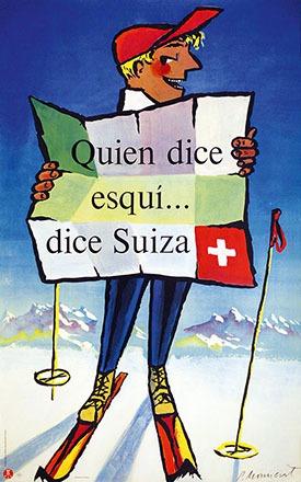 Monnerat Pierre - Quien dice esqui ...