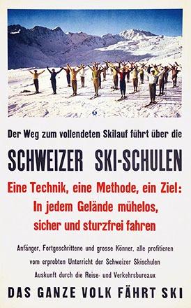 Anonym - Schweizer Ski-Schulen