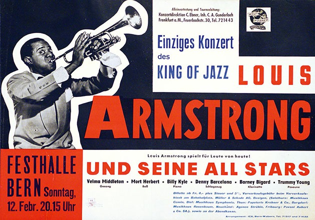 Anonym - Louis Armstrong