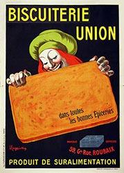 Cappiello Leonetto - Biscuiterie Union