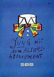 Leupin Herbert - SBB -