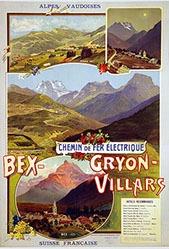 Reckziegel Anton - Chemin de fer éléctrique