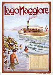 Huber Michael - Lago Maggiore