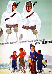 Thöni Hans - Wintersport