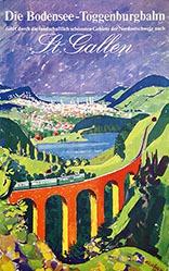 Weiskönig Werner - Die Bodensee-Toggenburgbahn