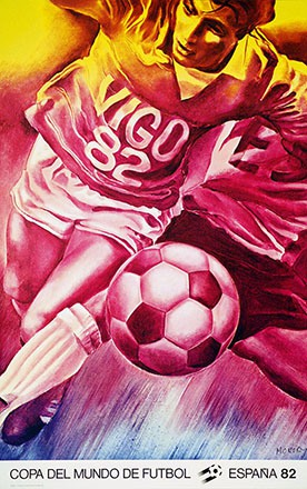 Monory Jacques - Copa del mundo de Fútbol