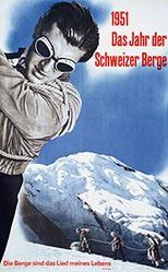 Aeschbach Hans - Das Jahr der Schweizer Berge
