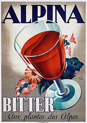 Pathé E. - Alpina Bitter
