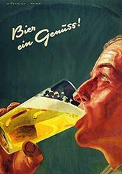 Wüthrich Fritz - Bier ein Genuss