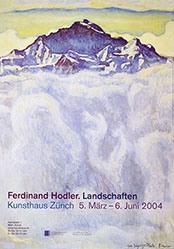 Büro4 Zürich  - Ferdinand Hodler - Landschaften